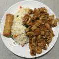 12. Mushroom With Shrimp