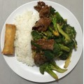 7. Broccoli Beef