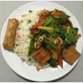 15. Home Style Bean Curd With Vegetables