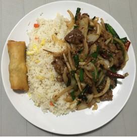 6. Mongolian Beef