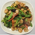 59. Mixed Vegetables With Shrimp