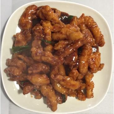 25. Szechuan Chicken