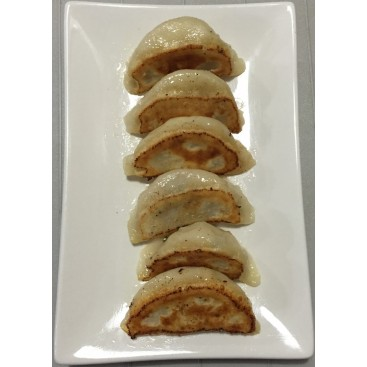 1. Pot Stickers