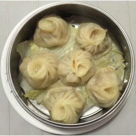 2. Pork Steamed Bao
