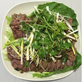 4. Five Spiced Beef