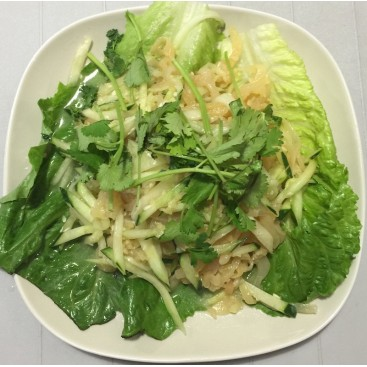 6. Jelly Fish Salad