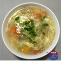 13. Egg Flower Soup