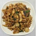 18. Mushroom Chicken