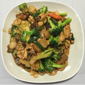 20. Broccoli Chicken