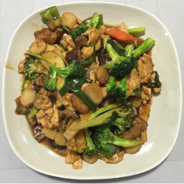 20. Broccoli Chicken