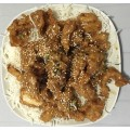 22. Sesame Crispy Chicken