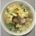40. Seafood Noodle Soup