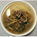 43. Pickled Cabbage Shredded Pork Noodle Soup