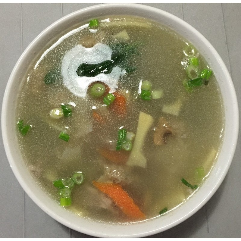 48 wonton noodle soup  taipei noodle haus