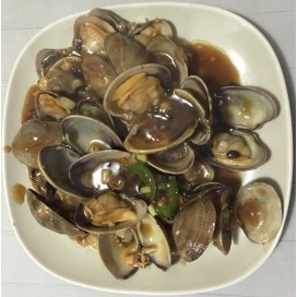 52. Clam With Black Bean Sauce