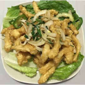 63. Salt And Pepper Squid