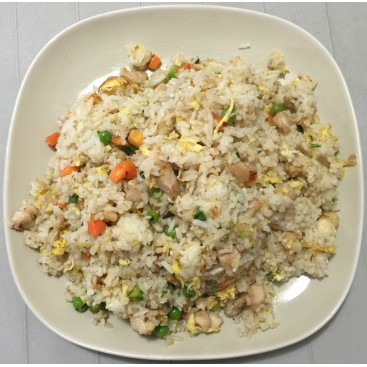 66. Chicken Fried Rice