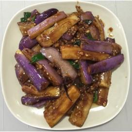 80. Eggplant With Szechuan Sauce