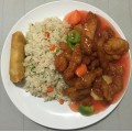 3. Sweet & Sour Chicken