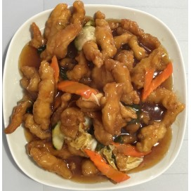 19. Taipei Style Sweet And Sour Chicken