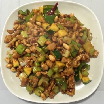 16. Kung Pao Chicken