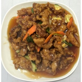 33. Taipei Style Sweet And Sour Beef