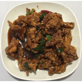30. Szechuan Beef