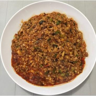 40. Dan Dan Mein Szechuan Sauce Noodles