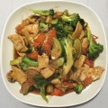 23. Chicken With Mixed Vegetables