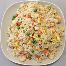 66. Shrimp Fried Rice